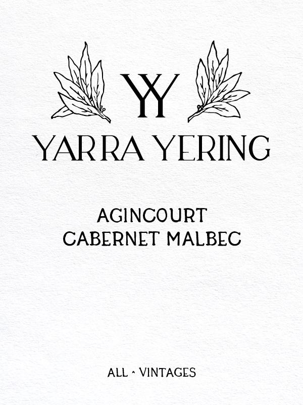 Yarra Yering Agincourt Cabernet Malbec
