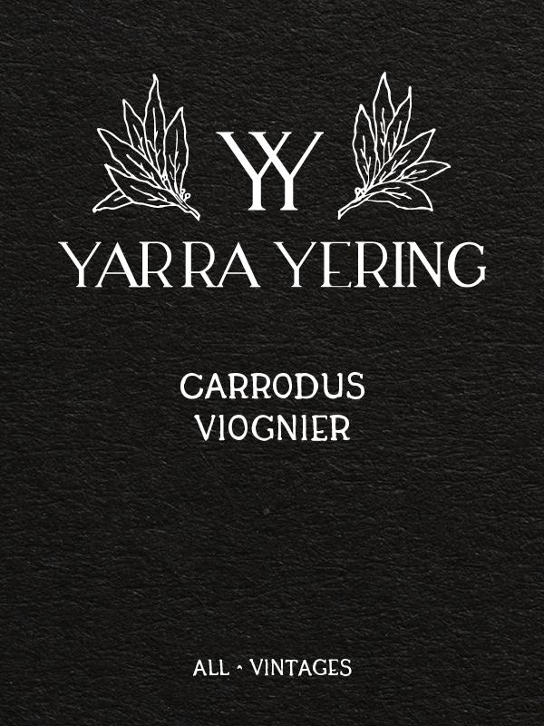 Yarra Yering Carrodus Viognier