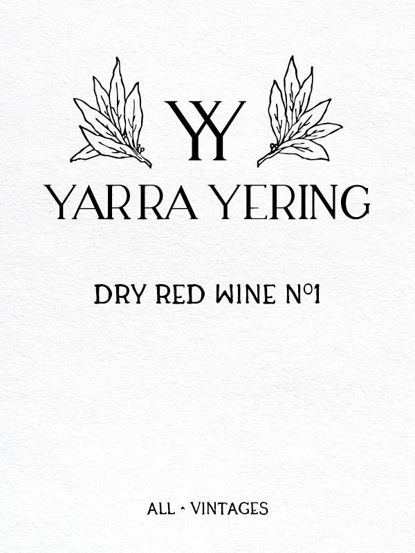 Yarra Yering Dry Red Wine No.1