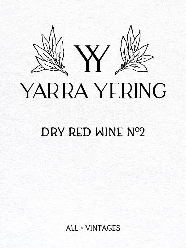 Yarra Yering Dry Red Wine No.2