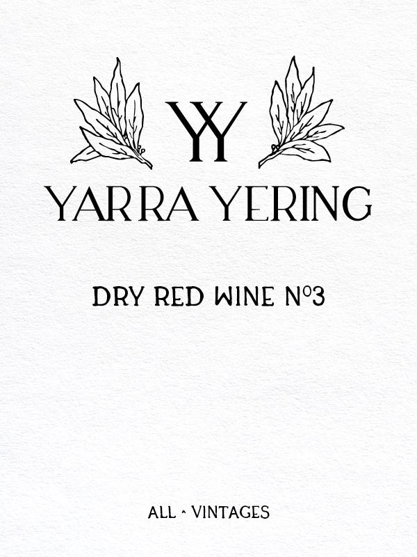 Yarra Yering Dry Red Wine No.3