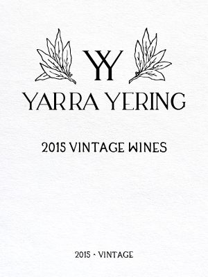 2015 Vintage Wines