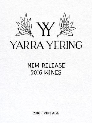 2016 New Release Wines