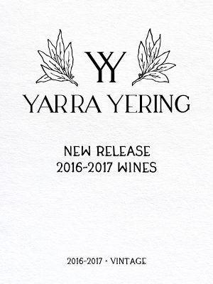 2016-2017 New Release Wines