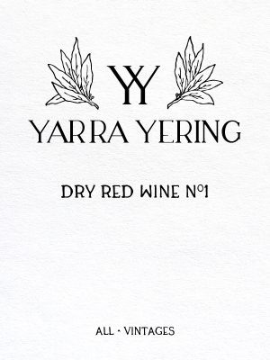 Dry Red Wine No.1