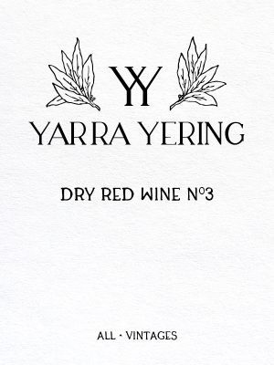 Dry Red Wine No.3