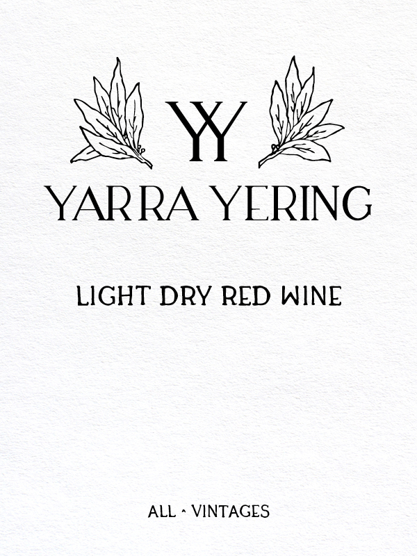 Light Dry Red Wine