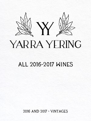 All 2016-2017 Wines